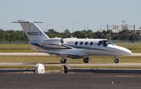 N800CZ @ ORL - Citation 525 M2