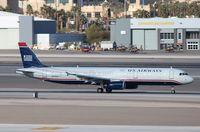 N559UW @ KLAS - Airbus A321