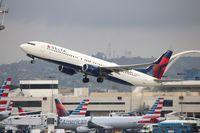 N815DN @ LAX - Delta