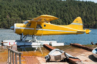 C-GHPG - C-GHPG near Duncan BC - by James Abbott