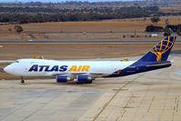 N418MC @ YMML - Boeing 747-47UF [32840] (Atlas Air) Melbourne-Tullamarine~VH 20/03/2007