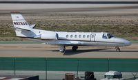 N825QS @ LAX - Net Jets