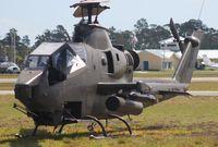 N826HF @ TIX - AH-1F