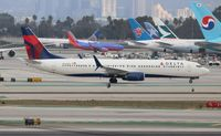 N845DN @ LAX - Delta