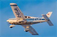 D-ETJA @ EDDR - Piper 28-181 Archer III - by Jerzy Maciaszek