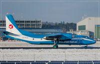 LZ-FLA @ EDDR - Antonov An-26B - by Jerzy Maciaszek