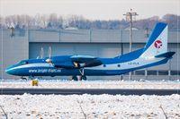 LZ-FLA @ EDDR - Antonov An-26B, - by Jerzy Maciaszek