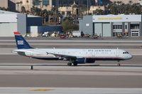 N546UW @ KLAS - Airbus A321