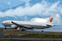 B-2087 @ YVR - CA992 to Beijing - by metricbolt