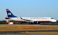 N106HQ @ KCLT - Takeoff CLT - by Ronald Barker