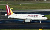 D-AGWE @ EDDL - Germanwings, is here at Düsseldorf Int'l(EDDL) - by A. Gendorf