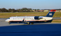 N261PS - CRJ2 - Jetstream International Airlines