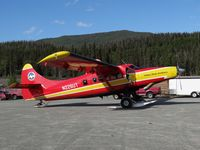 N226UT @ CXC - Turbo Otter of Ultima Thule Outfitters at Chitina airport AK - by Jack Poelstra