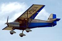 G-CBIV @ EGHP - Best Off Skyranger 912(1) [BMAA/HB/201] Popham~G 03/05/2014 - by Ray Barber