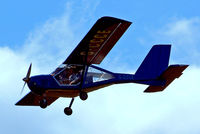 G-CCCE @ EGHP - Aeroprakt A.22 Foxbat [PFA 317-14002] Popham~G 03/05/2014 - by Ray Barber