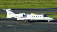 D-CFAN @ EDDL - FAI rent a Jet (www.flightambulance.com ttl.), seen here taxiing at Düsseldorf Int'l(EDDL) - by A. Gendorf
