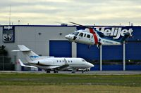 C-GHHJ @ YVR - Helijet operations at YVR - by metricbolt