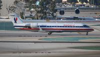 N863AS @ LAX - American Eagle