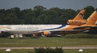 N900AR @ SFB - Cielos Airlines