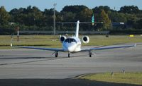 N907LW @ ORL - Citation M2