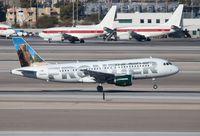 N951FR @ KLAS - Airbus A319 - by Mark Pasqualino