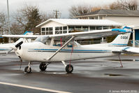 C-GCKA @ CYNJ - Sitting at Langley - by James Abbott