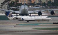 N917SW @ LAX - United Express