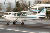 C-GLDO @ CYNJ - At Langley Municipal Airport - by James Abbott