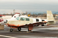 C-GAVX @ CYNJ - Running up on the Tarmac at Langley Regional Airport - by James Abbott