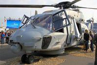 4 @ LFPB - NHI NH-90 NFH Caiman, Static display, Paris-Le Bourget (LFPB-LBG) Air show 2015 - by Yves-Q