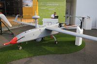 652 @ LFPB - UAV Aerostar, Displayed at Paris-Le Bourget (LFPB-LBG) Air show 2015 - by Yves-Q