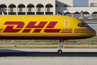 D-ALEB @ LMML - Runway 13 - by Roberto Cassar