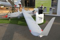 652 @ LFPB - Aerostar UAV, Displayed at Paris-Le Bourget (LFPB-LBG) Air show 2015 - by Yves-Q