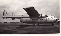 09 @ EGLK - Pictured at Blackbushe in 1956. - by Graham Reeve