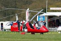 G-CEHM @ EGHP - RotorSport UK MT-03 [RUAK/MT-03/004] Popham~G 04/05/2014