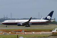 XA-APB @ LFPG - Boeing 767-3Q8ER [27618] (Aeromexico) Paris-Charles De Gaulle~F 17/07/2011