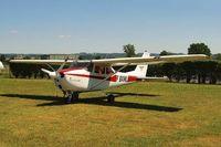 F-BXML @ LFLW - R/Cessna F.172G Skyhawk [0255] (Cantal Aero Club) Aurillac~F 15/07/2011