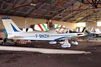 F-BNZH @ LFQG - Wassmer WA.41 Baladou [120] Nevers-Fourchambault~F 16/07/2011
