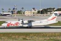 F-OZSE @ LMML - ATR72 F-OZSE Ewa Air - by Raymond Zammit