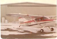 C-GCYY - Stinson 108 at Swan River, Manitoba. Canada 