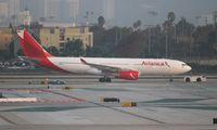 N941AV @ LAX - Avianca