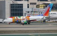 N945WN @ LAX - Florida One