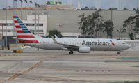 N957NN @ LAX - American