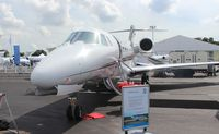 N979EL @ ORL - Citation X