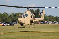 N998HF @ SUA - AH-1F