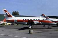XX493 - BAE Systems Jetstream T.1 [278] (Royal Air Force) (Place & Date Unknown)