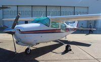 N2306D @ NIP - Cessna T210N - by Florida Metal