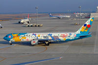 JA8288 @ RJGG - Boeing 767-381 [24415] (All Nippon Airways) Nagoya-Chubu~JA 06/11/2005