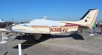 N3864U @ NIP - Beech 58P - by Florida Metal