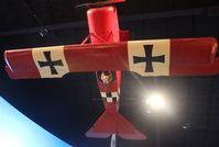 N4435C @ AZO - Triplane replica